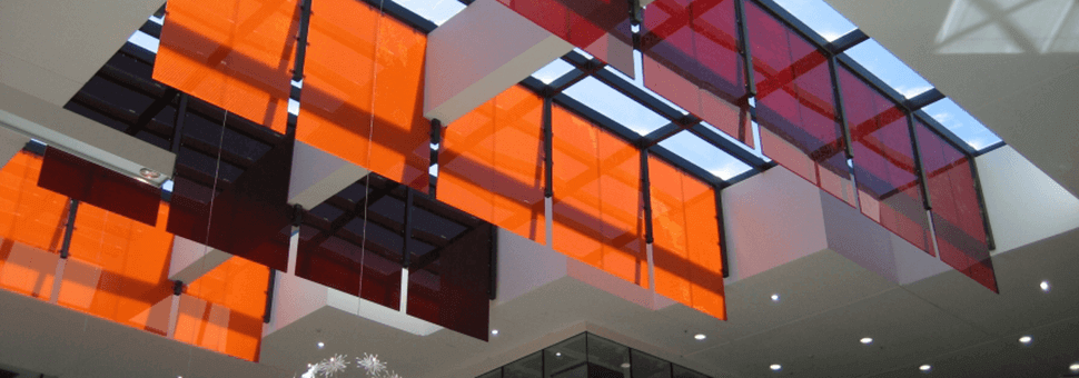 Red & Orange PEP core - Westfield Kotara