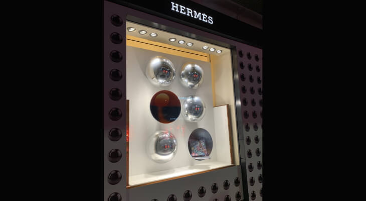 Acrylic Mirror Domes with Hermes-1.jpg