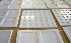 Machined HDPE Moulds Take the Cake